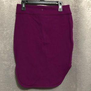 lululemon athletica Skirts - 🍋 Lululemon City Skirt In Regal plum Sz. 4